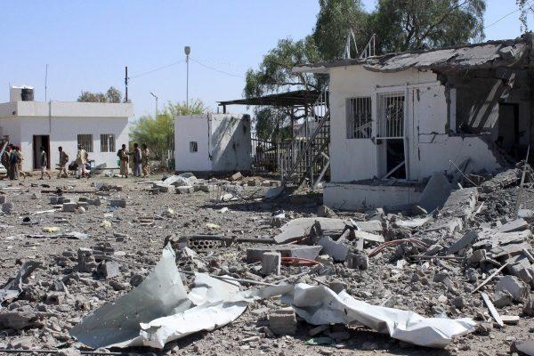 Yaman-air-strike