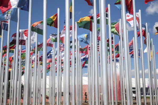 APTOPIX Morocco UN Climate Talks