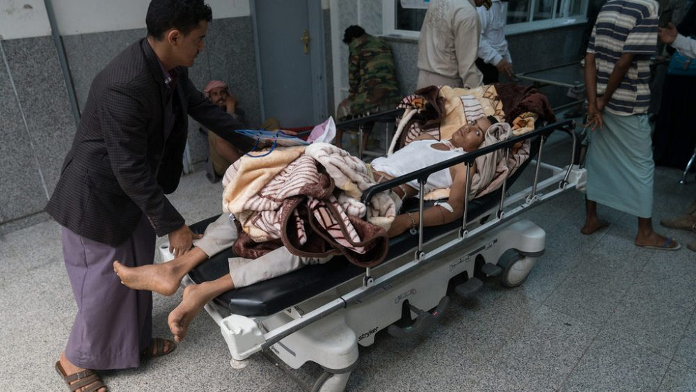 Yemen_Cholera_Sanaa_OCHA