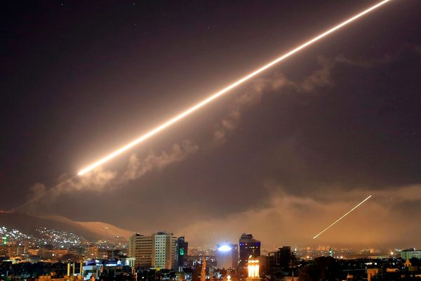 syria-missile-air-strike-chemical-weapons-damascus-trump-assad-putin
