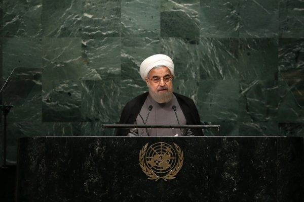 President Rouhani urges US to quit unilateralism, save JCPOA