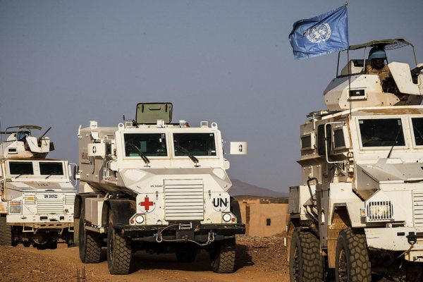 Guterres condemns armed attack against UN peacekeepers in Mali